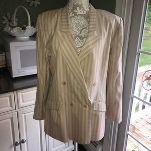Bagatelle double breasted Jacket 12 striped